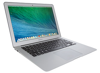 """Head over to Best Buy right now to get this 13"""" MacBook Air for $1099 – that's $100 off the regular price. You think the MacBook Air has gone out of style since the new MacBook was released? Think again. Not only does the MacBook Air still have a more powerful processor, but you also get three USB ports in addition to the Thunderbolt port. While one may want to avoid using Photoshop and Final Cut Pro on the MacBook, this 13"""" MacBook Air can easily run these apps. Some people even prefer the MacBook Air to the MacBook Pro."""