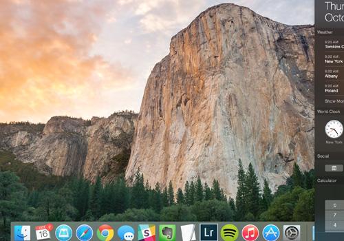So I Finally Upgraded My MacBook Pro To OS X Yosemite