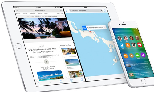 The official version of iOS 9 will be available in December.