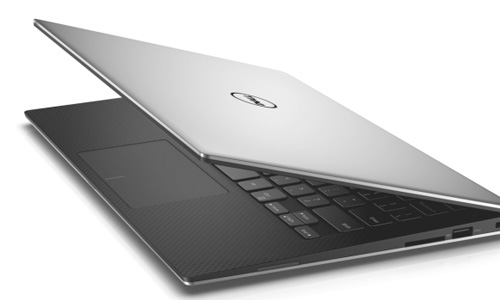 The Dell XPS 13 is incredibly light and portable.