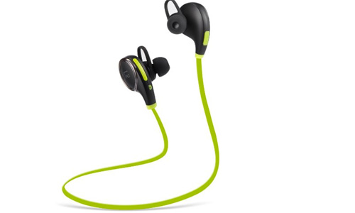 TeoTronics isn't a very well-known name, but they do make good low-end earbuds and earphones. These wireless sports earbuds are only $22.99--that's $77 off the regular price. Not only do they offer Bluetooth 4.0, but there is also active noise cancellation, which works even when you make phone calls  on crowded streets or noisy malls. The sound quality is excellent for a pair of earbuds under $100. These are the perfect earbuds to work out with.