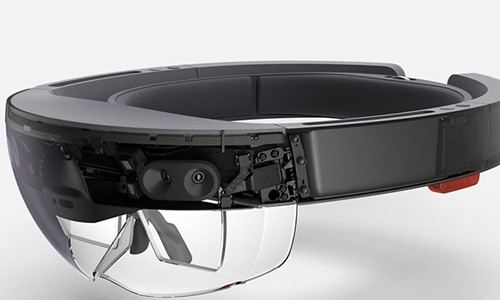 Is there a possibility Apple is also working on an augemented reality headset like the HoloLens?