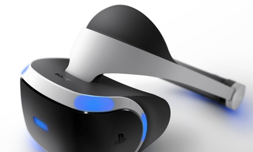 The PlayStation VR will join manhy other VR headsets in 2016.