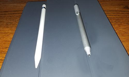 apple pencil beats microsoft n trig pen in battle of the styluses iretron blog