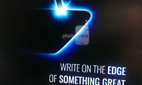 The Galaxy Note 7 Teaser has been leaked.