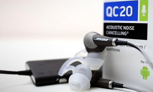 0a180576766 Bose released the first wireless noise-cancelling earbuds in 2013. The QC  30s ...