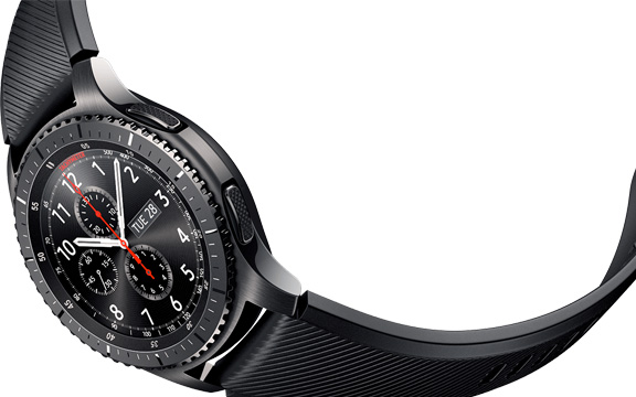 Samsung Releases The Gear S3 Smartwatch - iReTron Blog