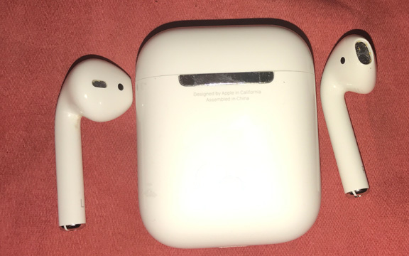 Apple's AirPods are -- by far -- the best selling buds on the market.