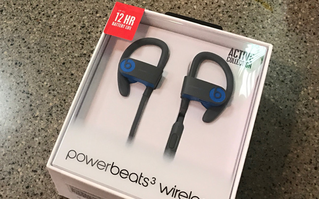 Apple PowerBeats3: Initial Thoughts - iReTron Blog