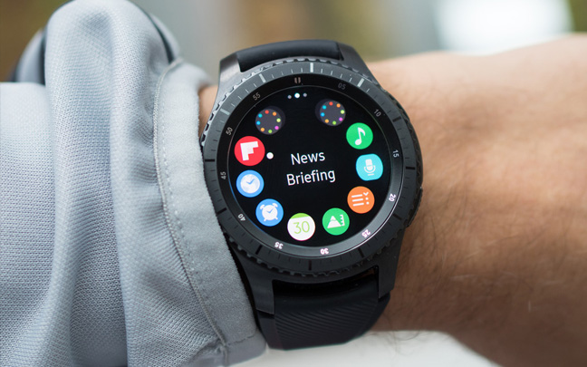 Samsung Gear S3 Frontier Makes Me Miss Apple Watch - iReTron