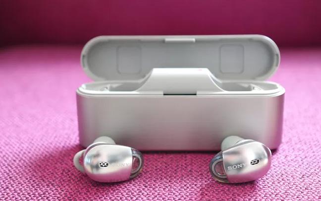 Sony WF-1000X Wireless Earbuds