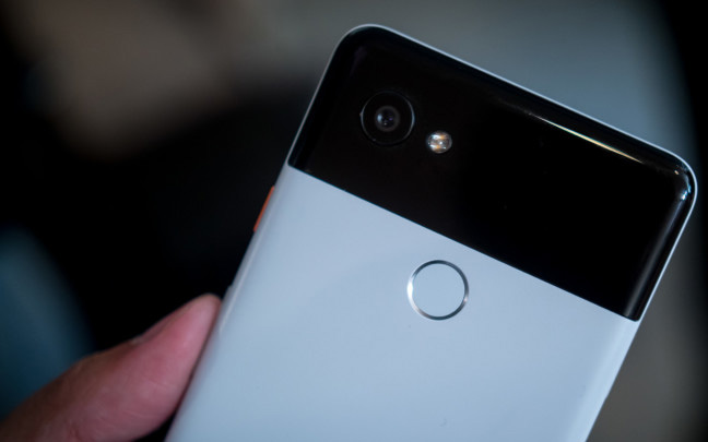 Google's new smartphone camera is behind the times.