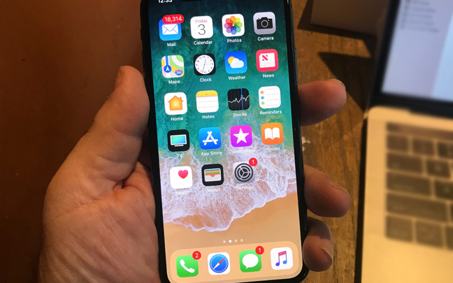 An iPhone X with a stylus would increase sales.