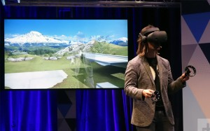 Microsoft S Mixed Reality Platform Is 2017 S Biggest Tech