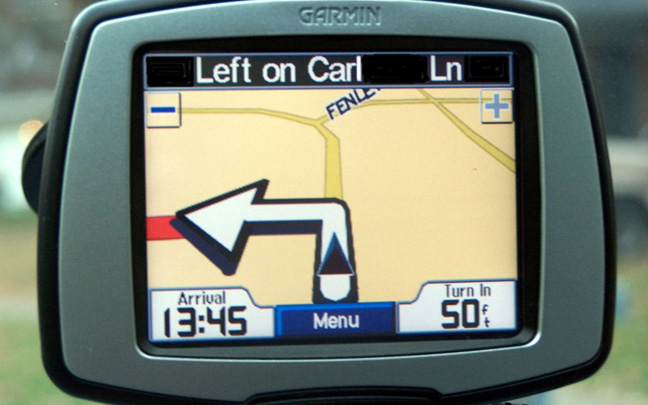 Garmin made popular (but not always safe) GPS systems in the 2000s.