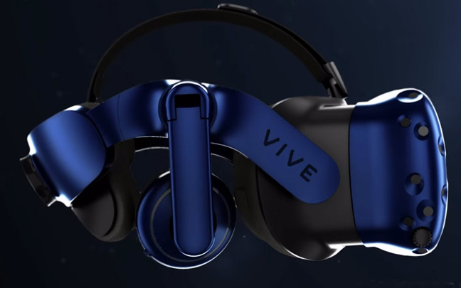 The HTC Vive Pro is coming!