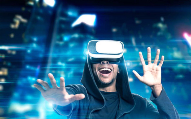 5G speeds will enhance VR industry.