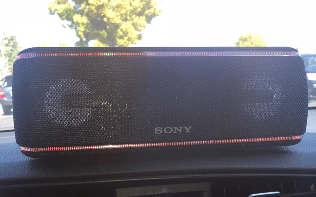 Ears On With Sony's Fantastic SRS-XB41 Bluetooth Speaker - iReTron Blog
