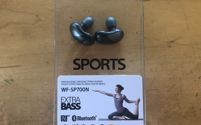 Sony's WF-700PN wireless earbuds offer the best sound in their class.
