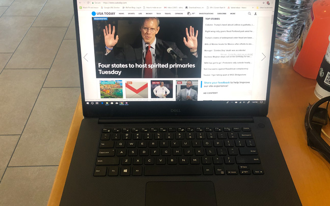 Dell XPS 15 (2018) Is A Real MacBook Pro Alternative