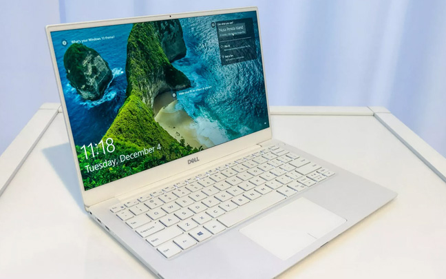 Dell's upgraded XPS 13 is now available.
