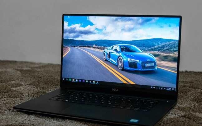 2019 Dell XPS 15 gets an upgraded OLED screen.