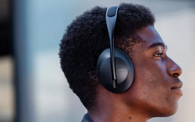 Bose Noise Cancelling Headphones 700 are said to be amazing for making calls in busy atmosphere.