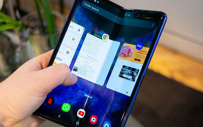 Apple could make Samsung's concept a success.