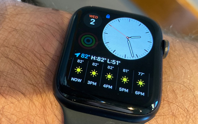 The next Apple Watch will have more color options.