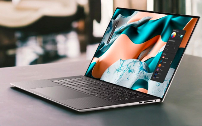 The new XPS 15 is expected to go on sale in May.