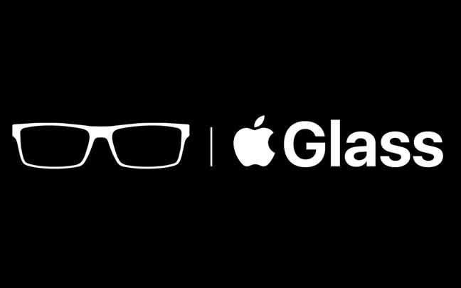 This is the alleged logo for Apple Glass.