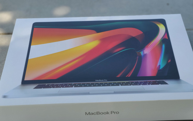 Apple's 16-inch MacBook Pro is a technological marvel.