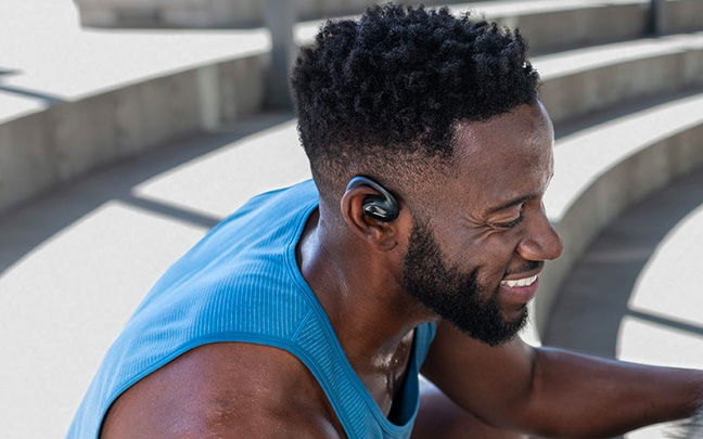 The Sport Open Earbuds leave your eardrums wide open.