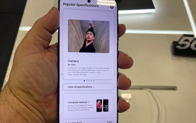 Samsung creates the ultimate smartphone.
