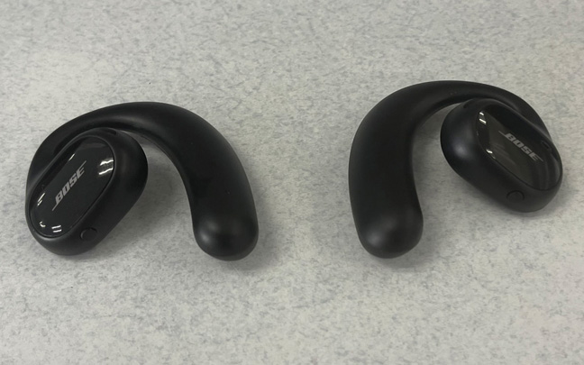 The Sport Open Earbuds don't crank out a lot of bass.