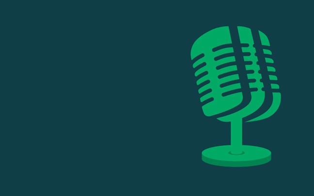 You don't have to be an IT worker to start your own podcast.