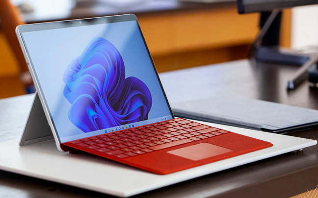 The Surface Pro 8 makes some major changes.