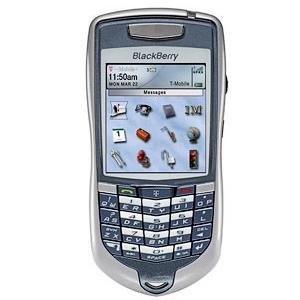 sell used Blackberry 7100R