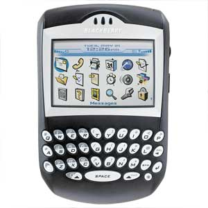 sell used Blackberry 7250