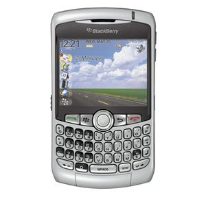 sell used Blackberry Curve 8300