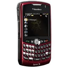 sell used Blackberry Curve 8330