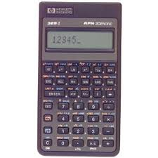 sell used HP 32sii Calculator