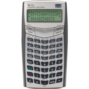 sell used HP 33s Scientific Calculator