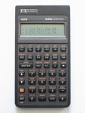 sell used HP 42s Calculator