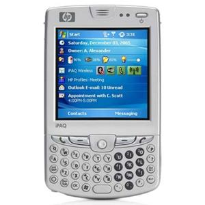 sell used HP iPAQ hw6925