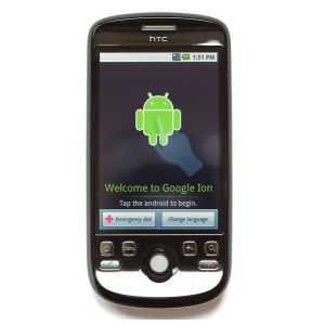 sell used HTC Google ION