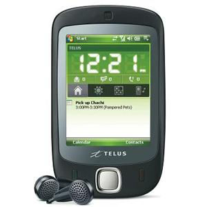 sell used HTC Touch P3050 Telus