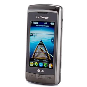 sell used LG enV Touch VX11000