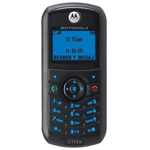 sell used Motorola C113a