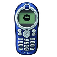 sell used Motorola C116